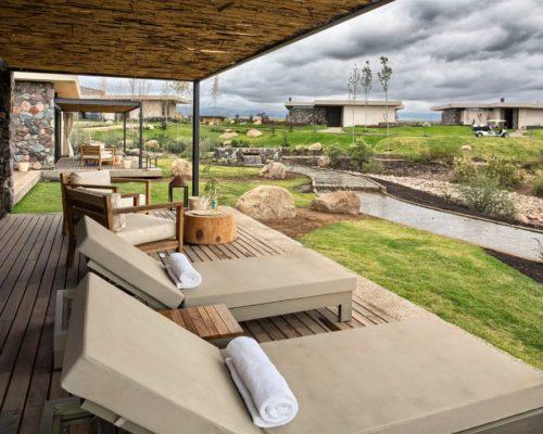 The Vines Resort & Spa Mendoza Buitenterras