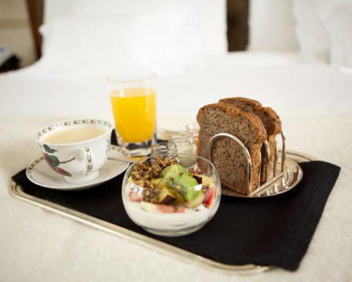 Ontbijt In Boutique Hotel Algodon Mansion