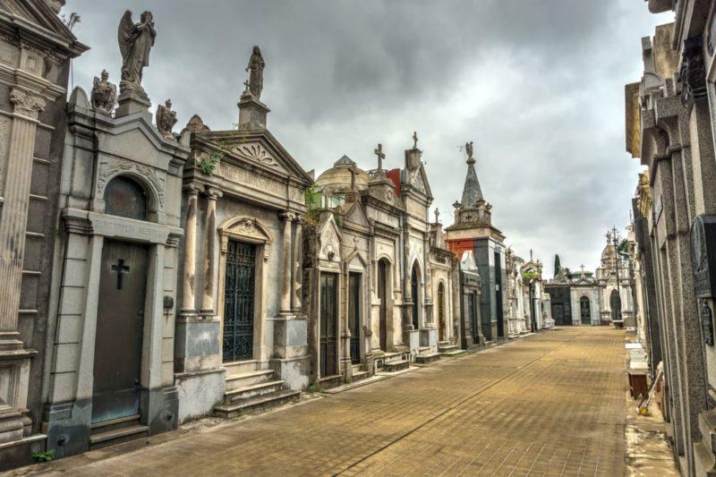 Buenos Aires Recoleta Begraafplaats