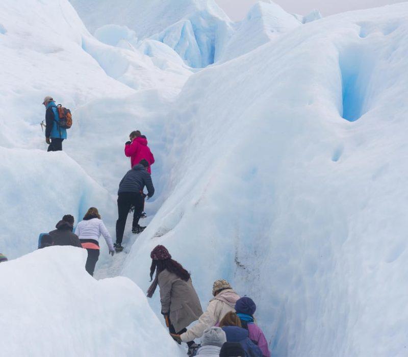 Trekking Perito Moreno Gletsjer Argentinië