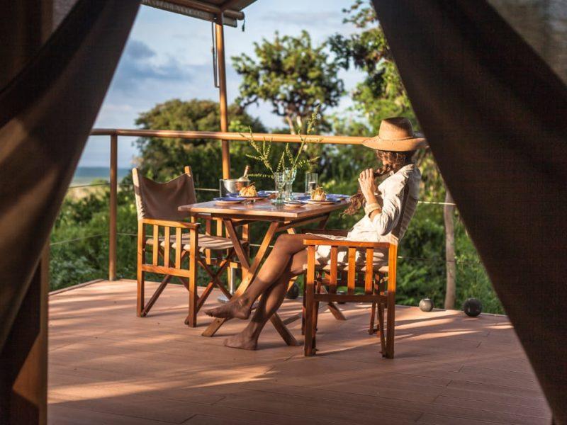Ecuador Galapagos Safari Camp Voor De Luxe Tent