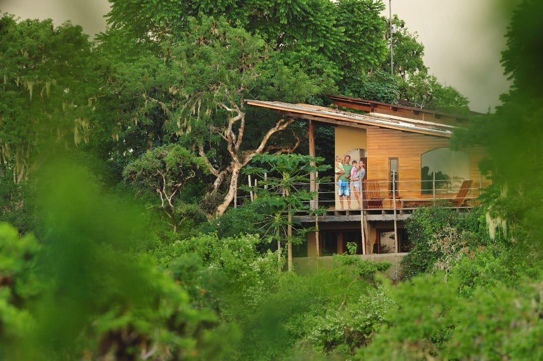 Familievakantie Galapagos Safari Camp