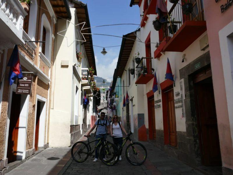 Quito_Calle_La_Ronda_Fietstour