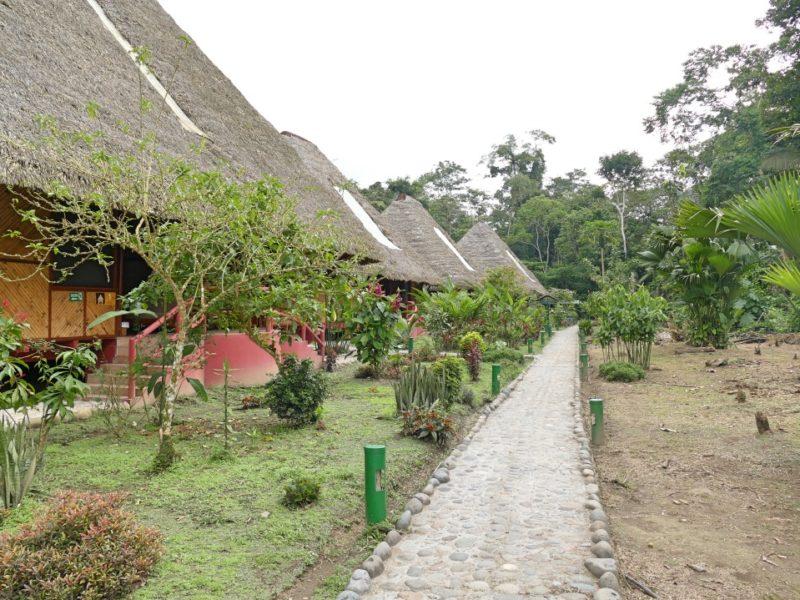 De Cabanas Van Napo Cultural Center