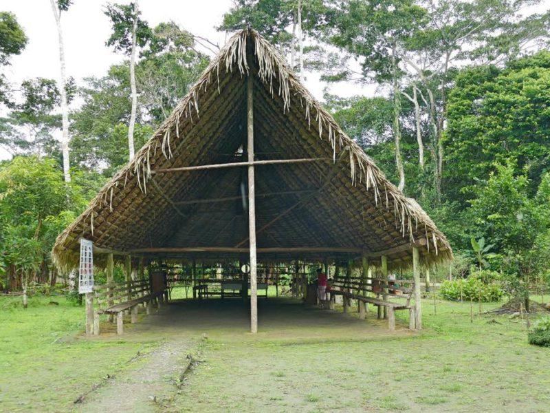Napo Cultural Center Origineel Huis