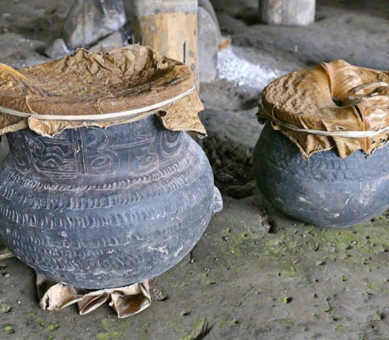 Koken In De Amazone In Ecuador
