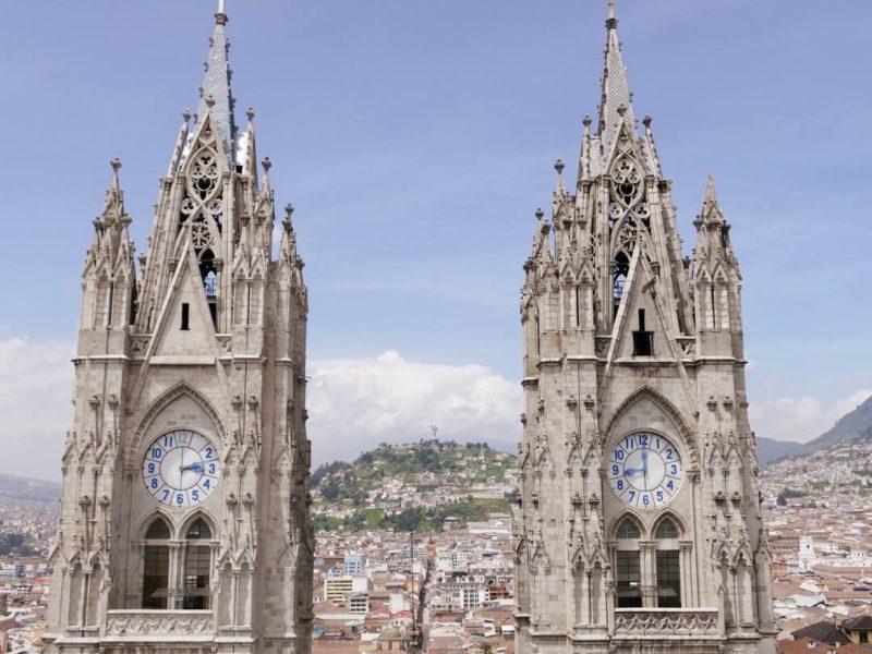La Basilica In Quito