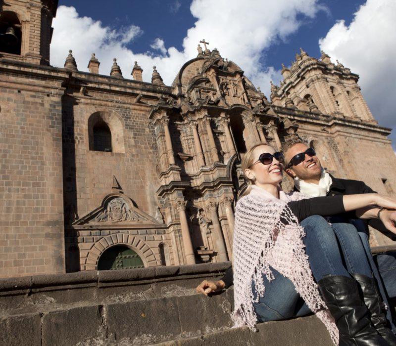 Huwelijksreis In Peru Cuzco