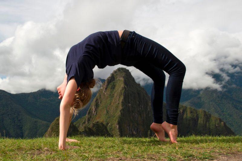 Yogareis In Peru Bij De Machu Picchu