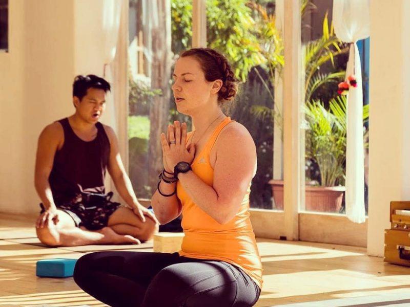 Yogareis In Peru Meditatie