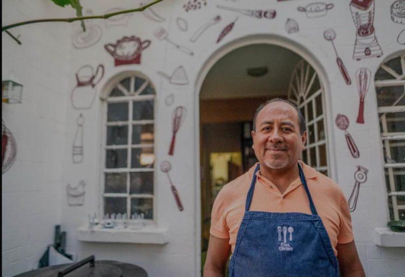 Culinaire Reis Door Mexico Chef Kok