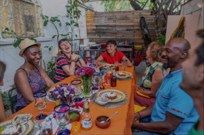 Mexicaanse Keuken In Oaxaca