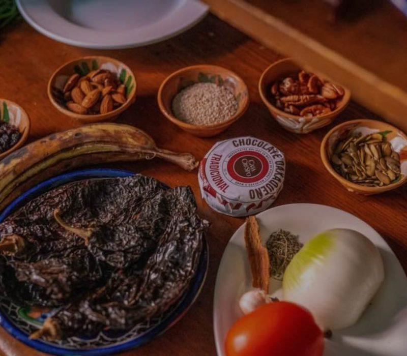 Culinaire Reis Mexico Mexicaans Eten