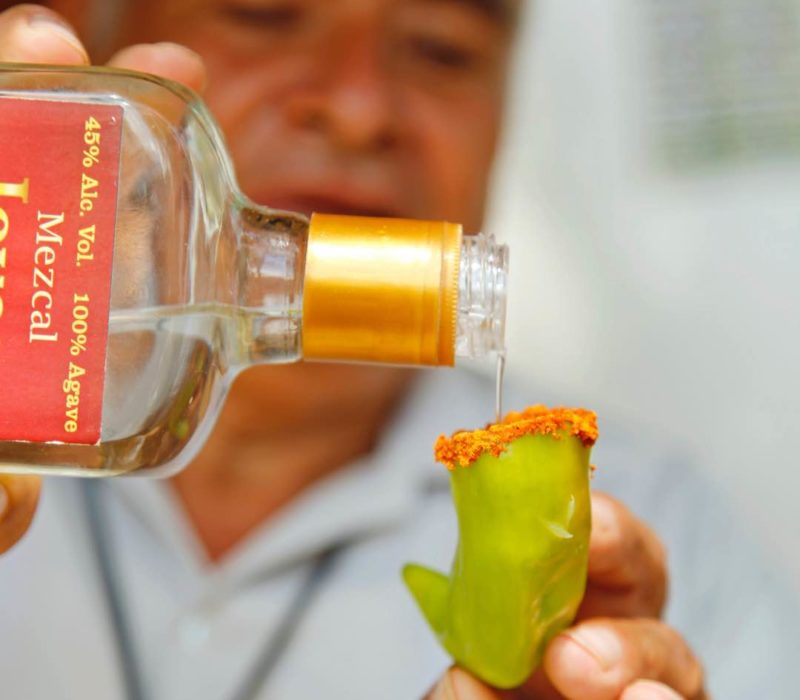 Culinaire Reis Door Mexico Proef Mezcal In Oaxaca