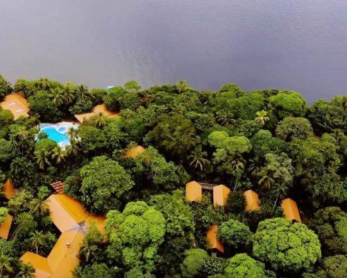 Aninga Lodge In Tortuguero Costa Rica