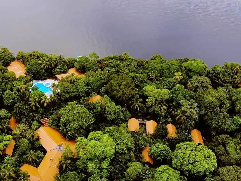 Aninga Lodge In Tortuguero Costa Rica