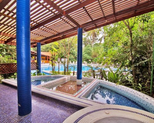 Lounge Area In Tortuguero