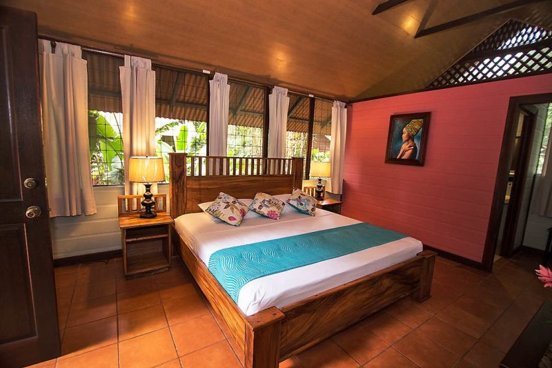 Kamer In De Aninga Lodge In Tortuguero Costa Rica