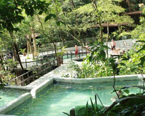 Costa Rica Buena Vista Del Rincon Hot Springs