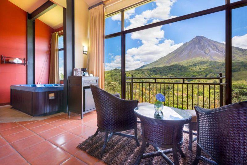 Uitzicht Vanaf Uw Kamer Bij Arenal Kioro Suites & Spa