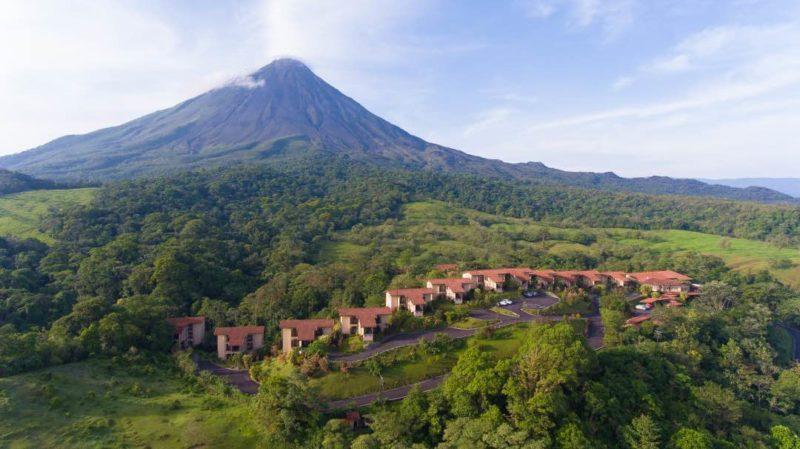 Arenal Kioro Suites & Spa Met De Arenal Vulkaan