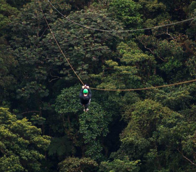 Zipline Monteverde Costa Rica
