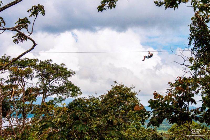 Sky Trek In Monteverde Costa Rica