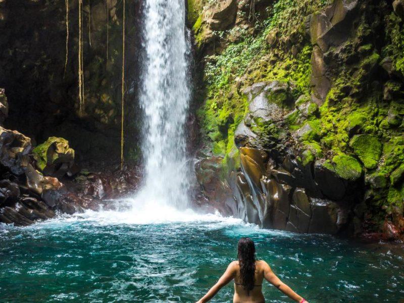 Costa Rica Nationaal Park Rincon De La Vieja