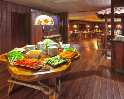 Sfeervol Restaurant In De Lodge