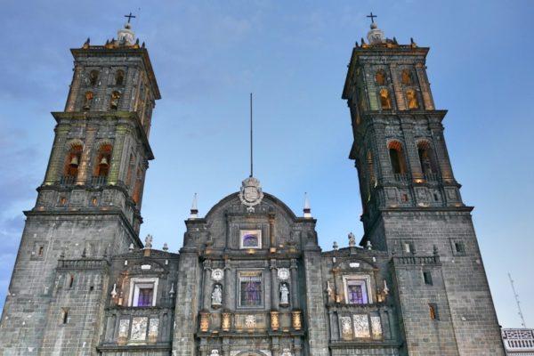 Mexico Kathedraal Puebla