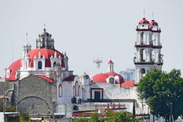 Mexico Kerken Puebla