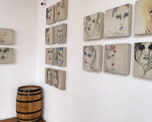 Kunst In Casa Reyna