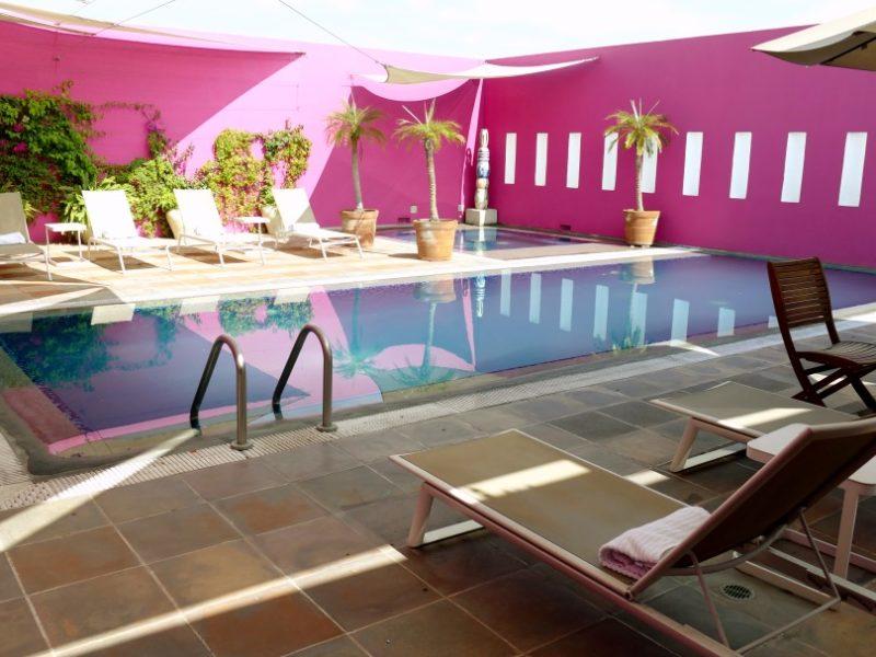 Zwembad Casa Reyna Puebla