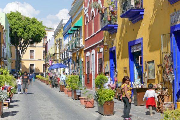 Mexico Puebla Los Sapos