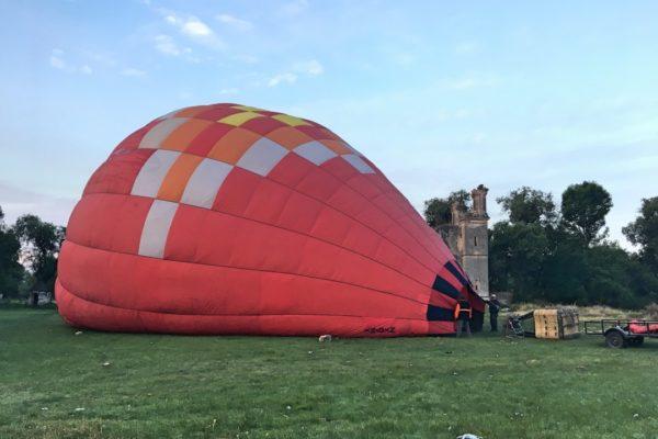 Puebla Ballonvaart In Valquirico