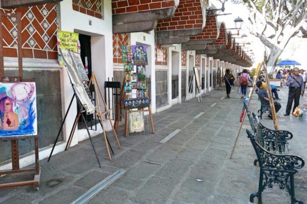 Puebla Barrio Del Artistas