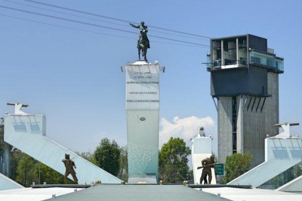 Monument Benito Juarez