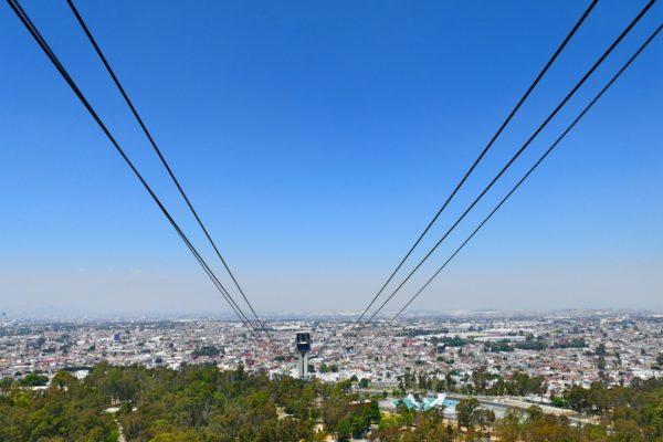 Teleferico Bezienswaardigheden In Puebla